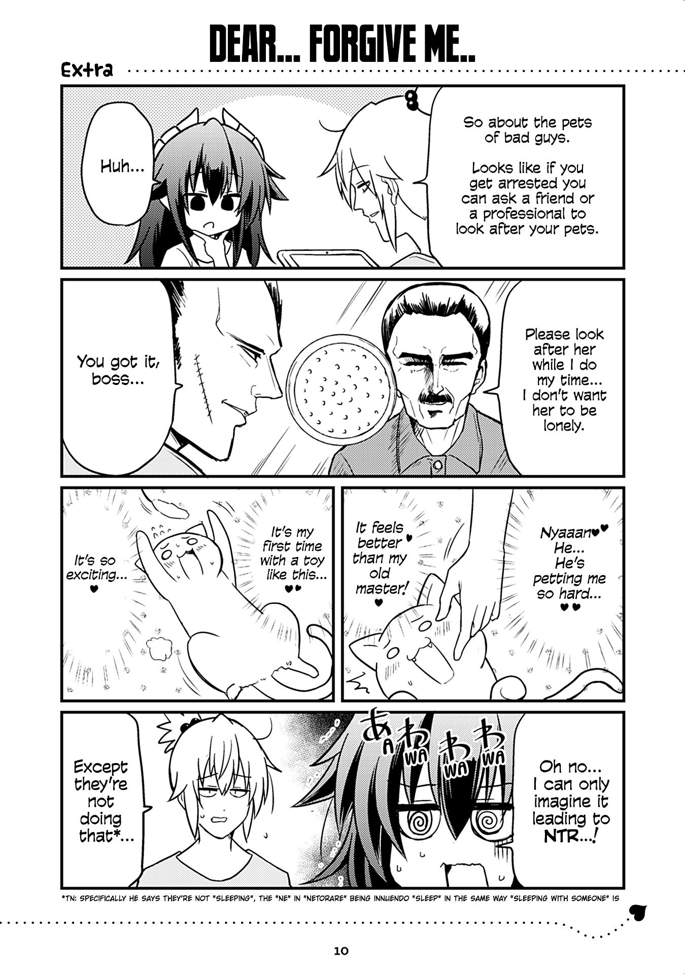 "Manga Naughty Succubus ""saki-Chan"" - Chapter 105.5 Page 1"