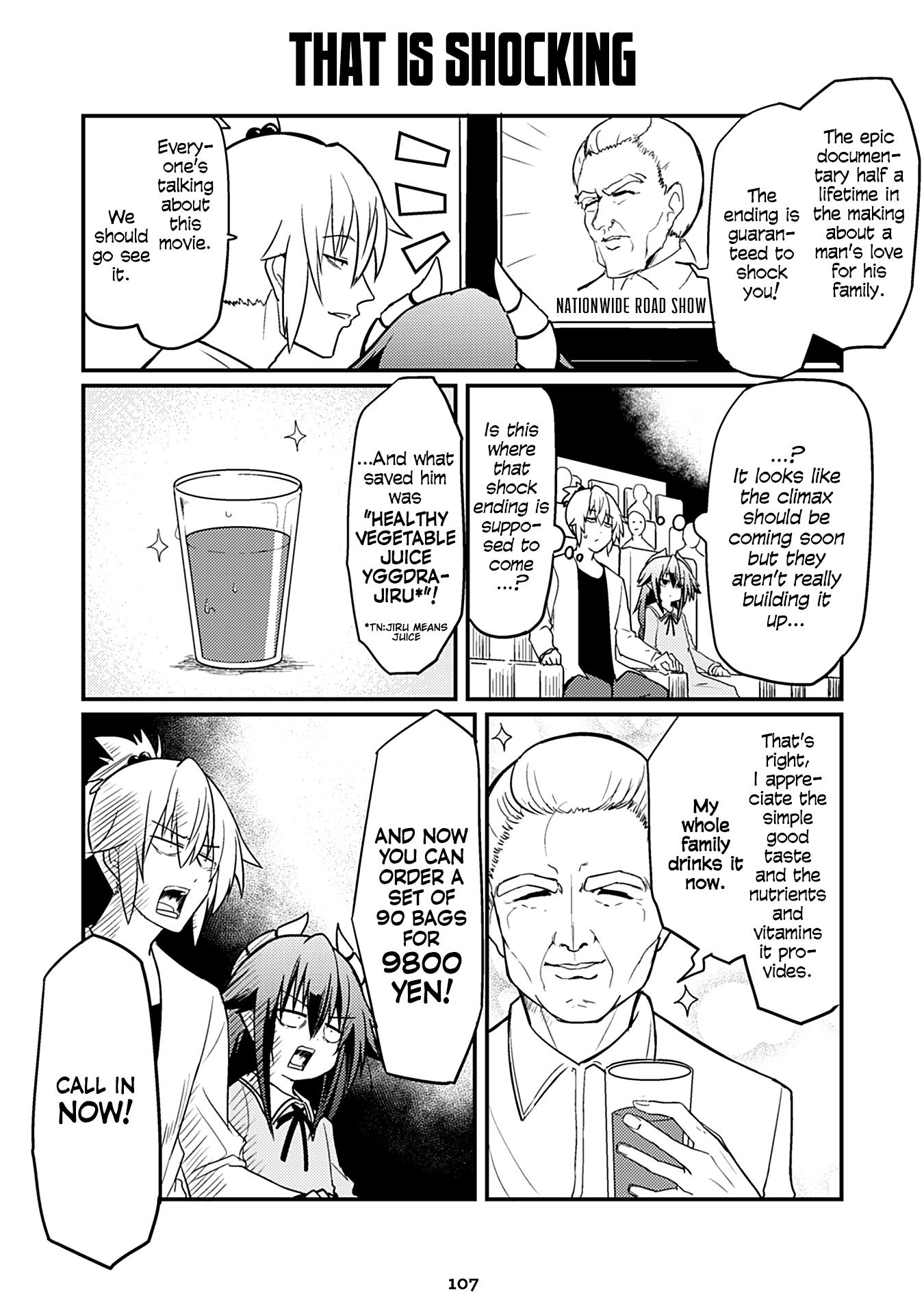 "Manga Naughty Succubus ""saki-Chan"" - Chapter 91 Page 1"