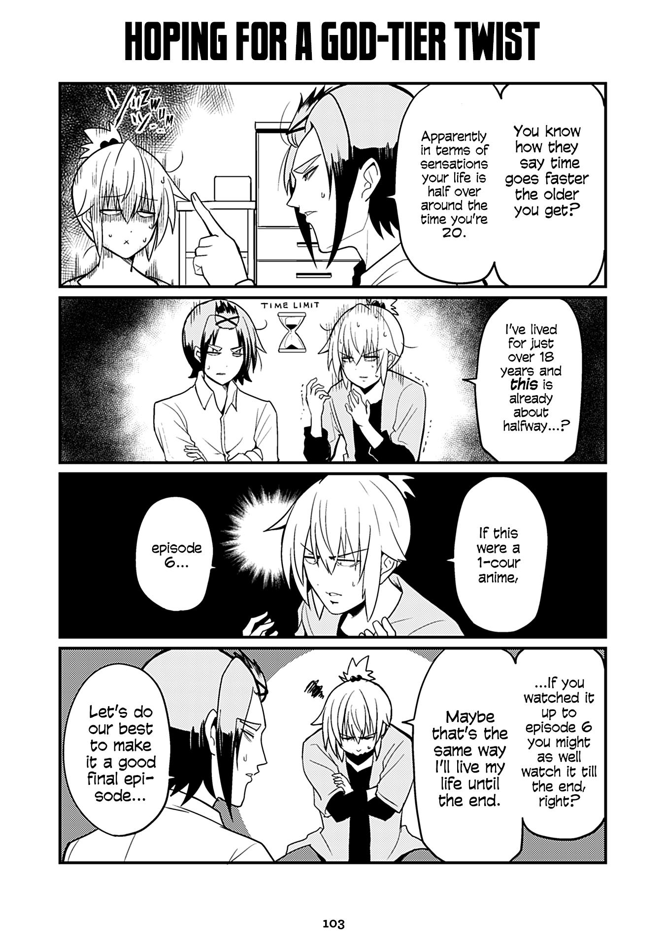 "Manga Naughty Succubus ""saki-Chan"" - Chapter 87 Page 1"