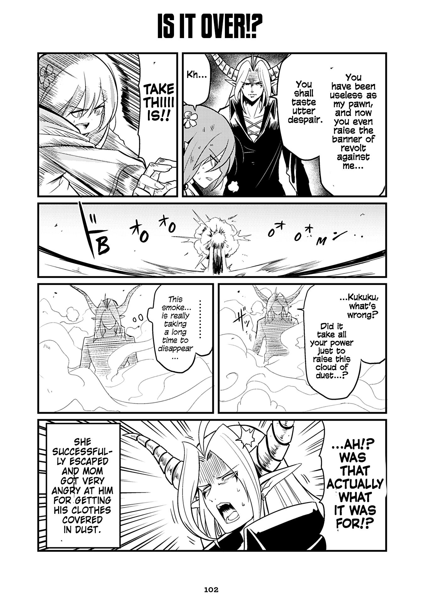 "Manga Naughty Succubus ""saki-Chan"" - Chapter 86 Page 1"