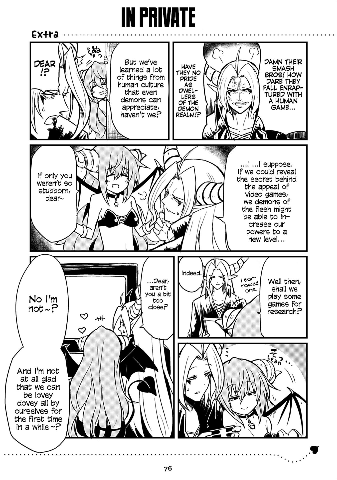 "Manga Naughty Succubus ""saki-Chan"" - Chapter 65.5 Page 1"