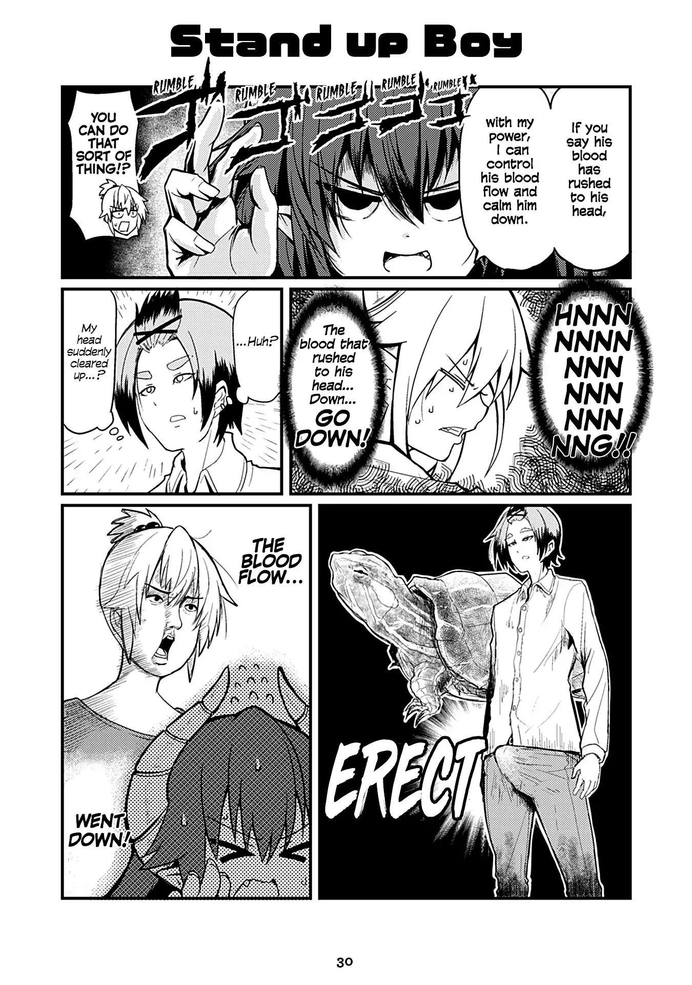 "Manga Naughty Succubus ""saki-Chan"" - Chapter 28 Page 1"