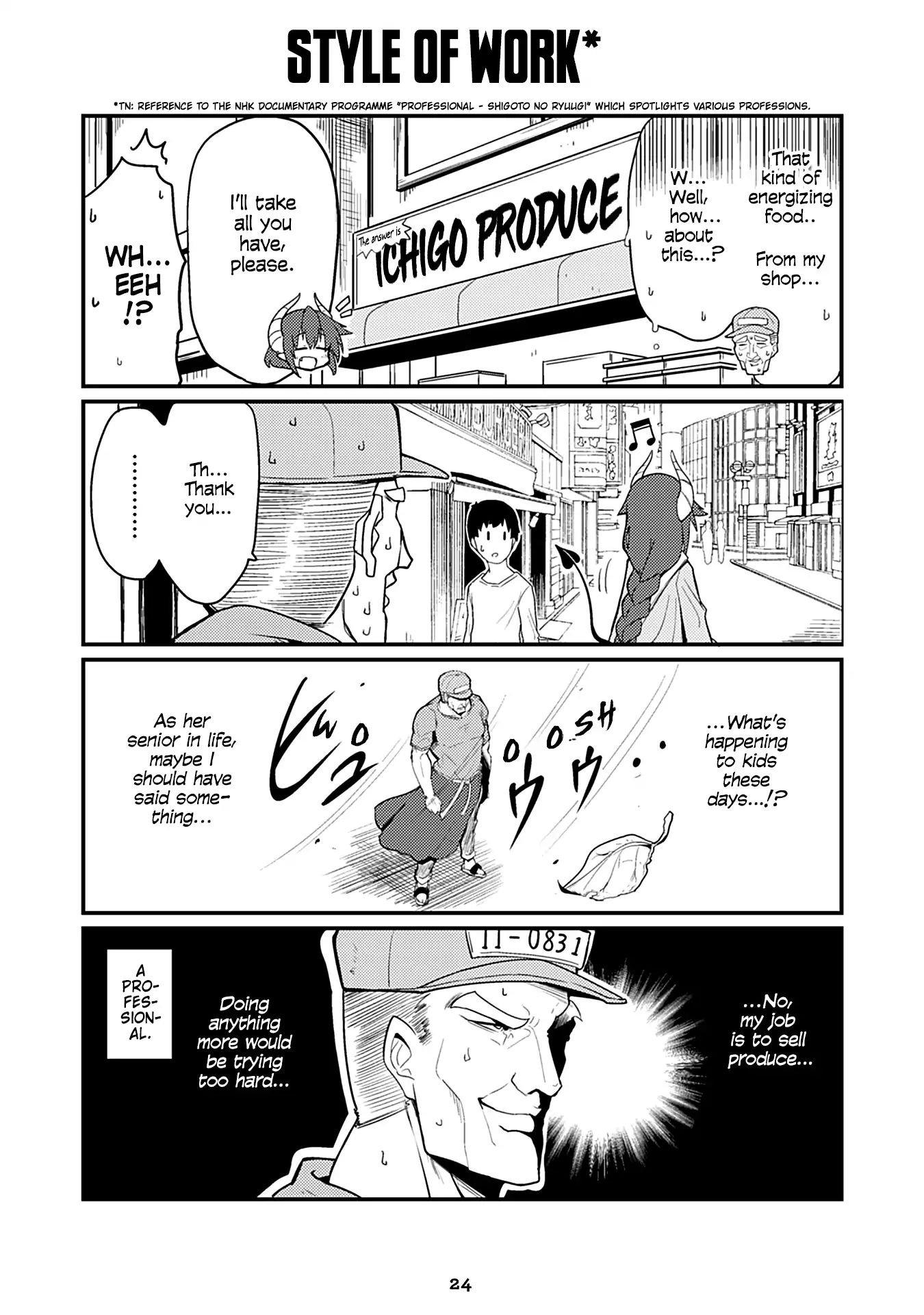 "Manga Naughty Succubus ""saki-Chan"" - Chapter 22 Page 1"