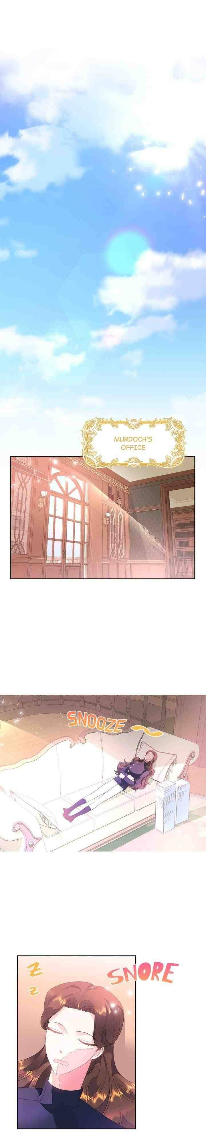 Manga The Princess' Spaceship - Chapter 59 Page 1