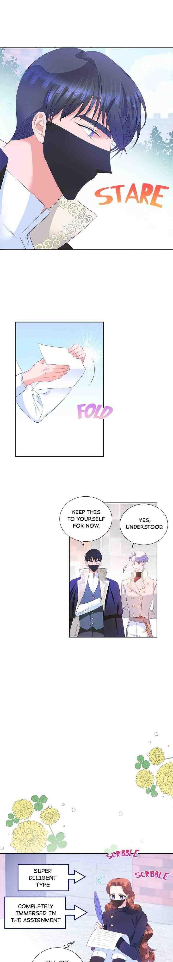Manga The Princess' Spaceship - Chapter 58 Page 1