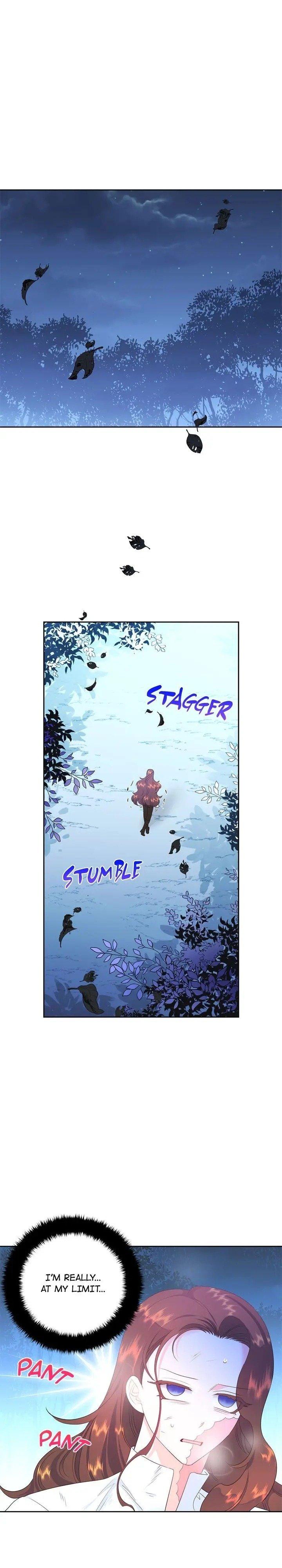 Manga The Princess' Spaceship - Chapter 50 Page 1