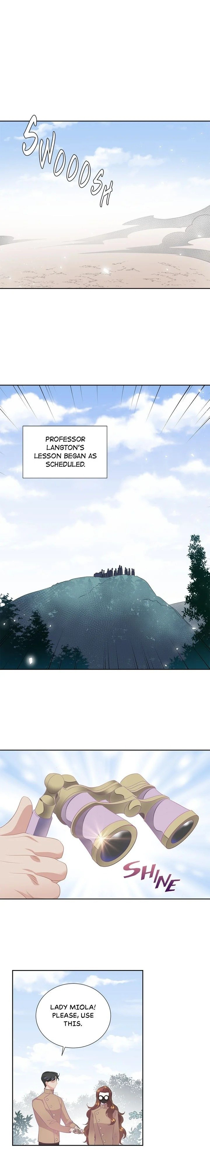 Manga The Princess' Spaceship - Chapter 36 Page 1