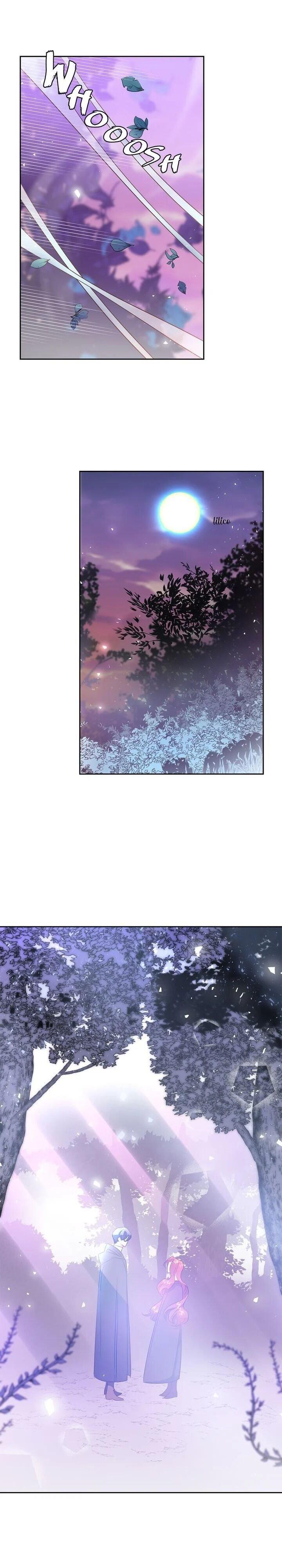 Manga The Princess' Spaceship - Chapter 31 Page 1