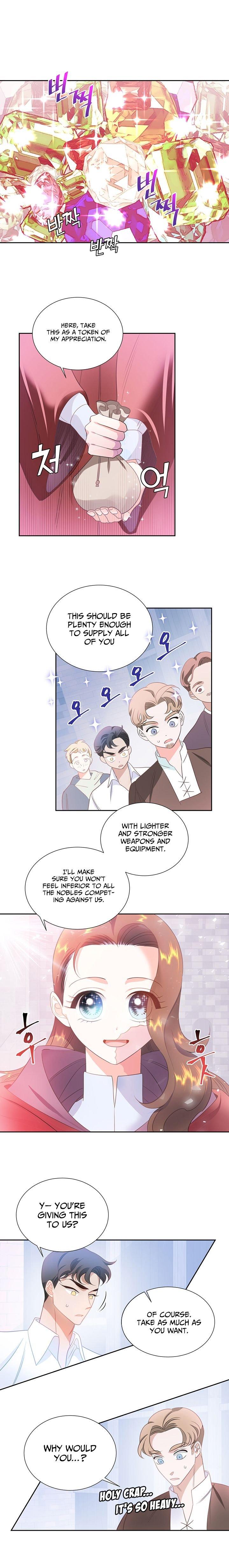 Manga The Princess' Spaceship - Chapter 20 Page 1