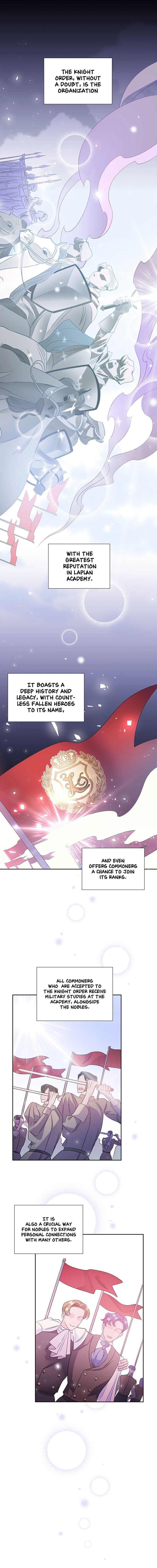 Manga The Princess' Spaceship - Chapter 18 Page 1
