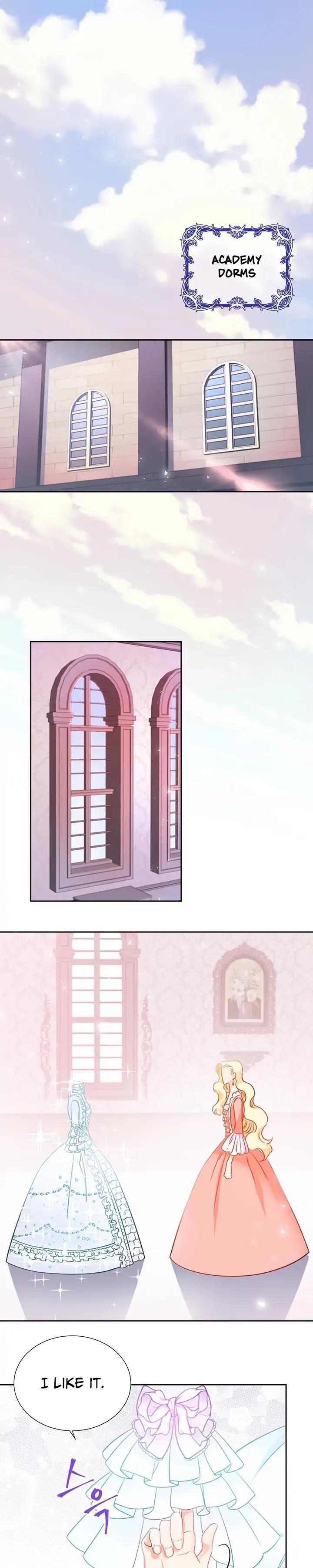 Manga The Princess' Spaceship - Chapter 14 Page 1