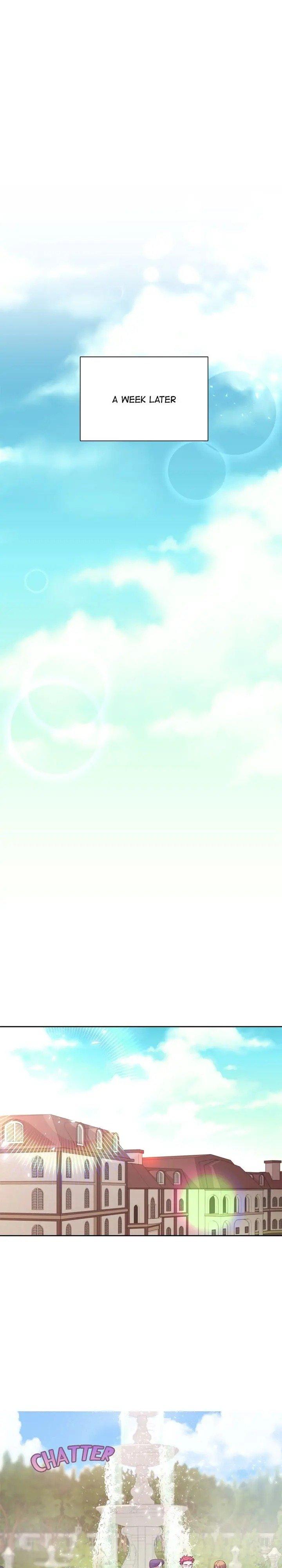 Manga The Princess' Spaceship - Chapter 61 Page 1