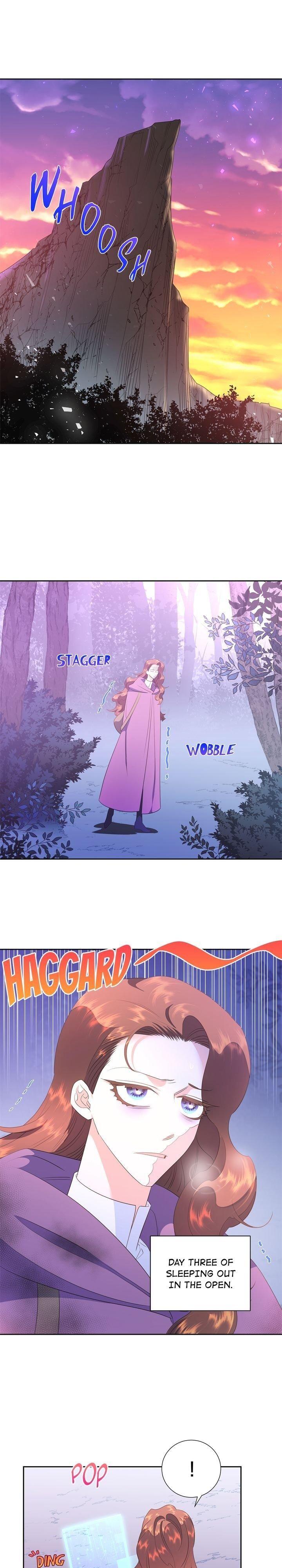 Manga The Princess' Spaceship - Chapter 72 Page 1