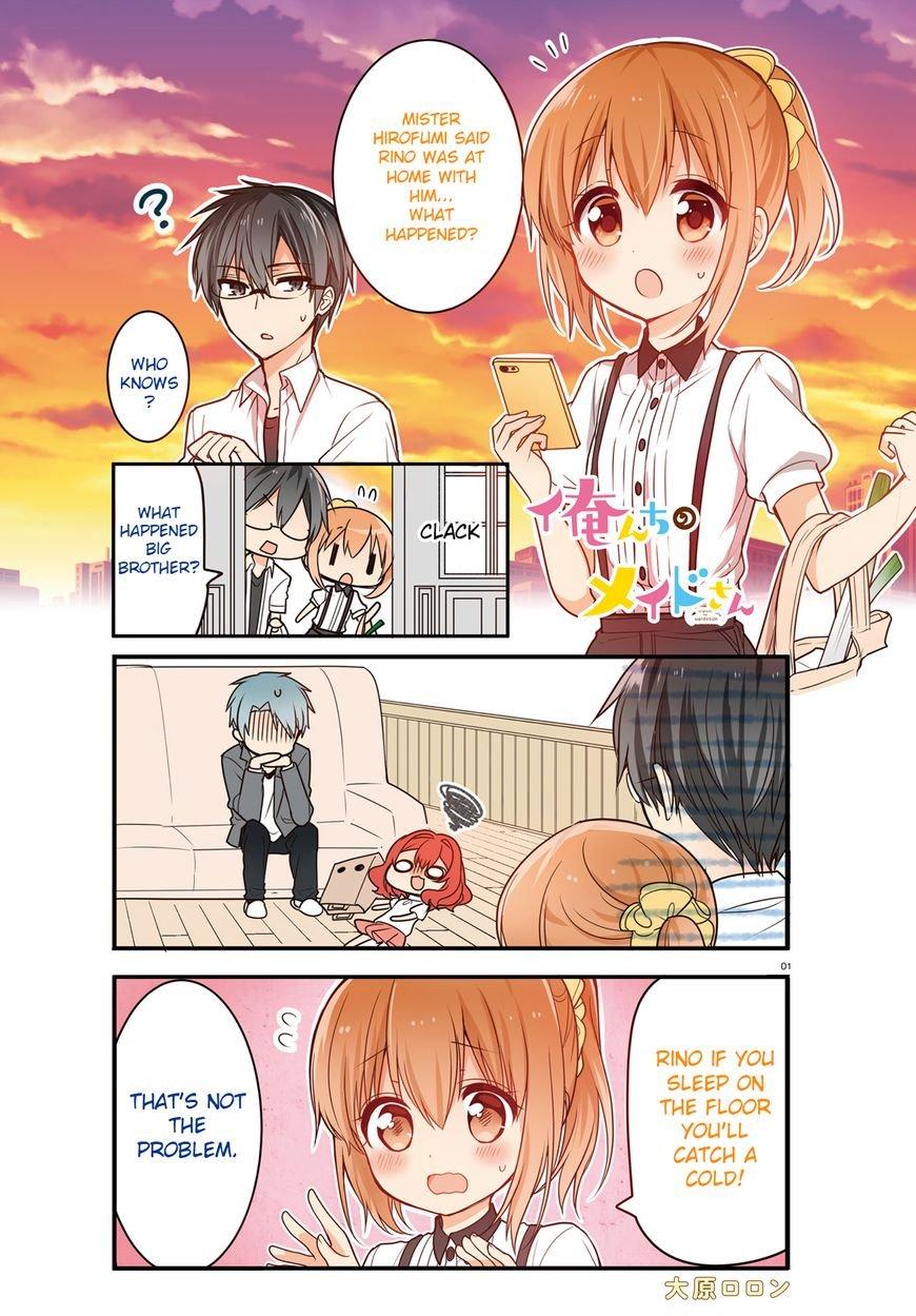 Manga Orenchi No Maid-San - Chapter 42 Page 1