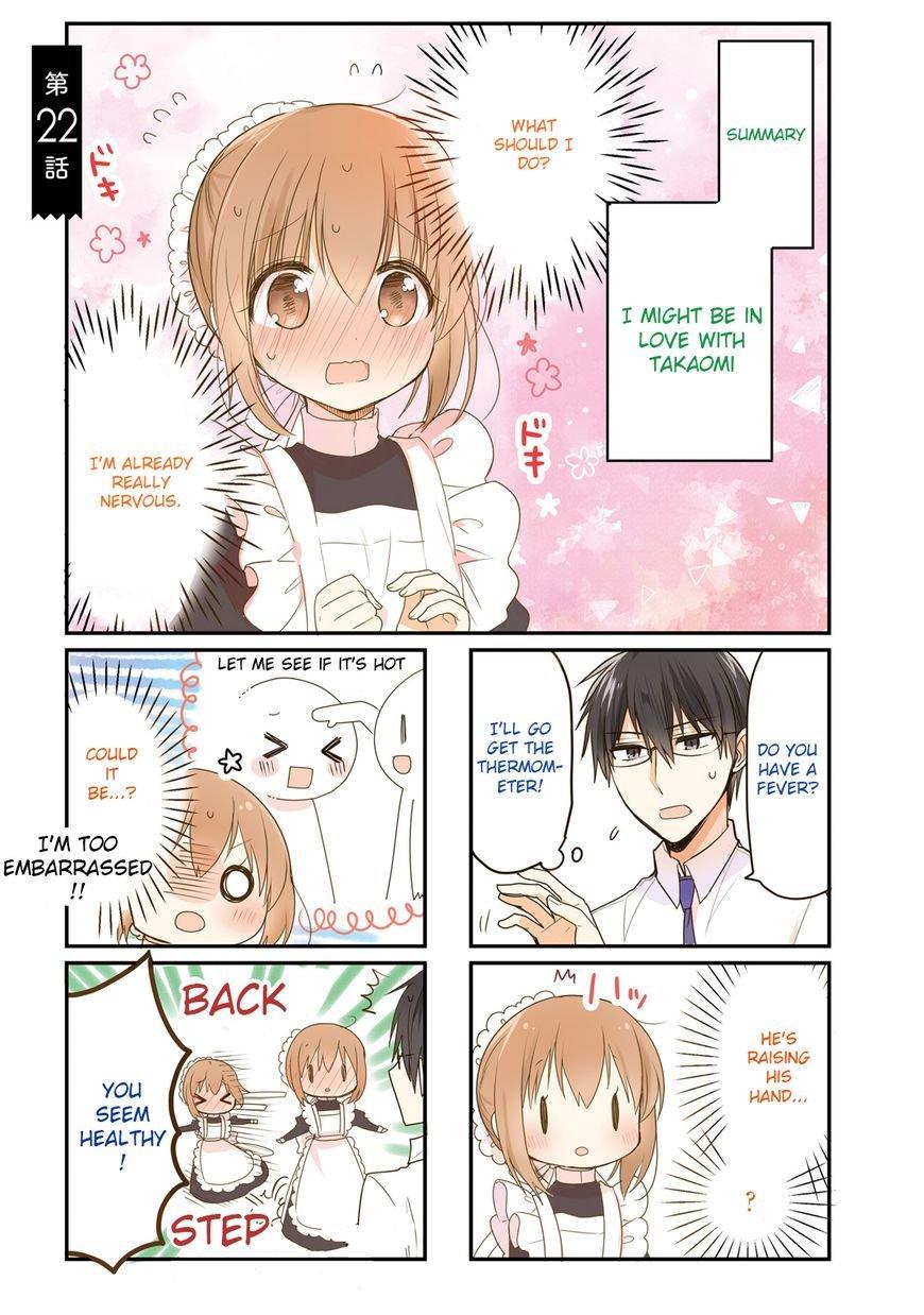 Manga Orenchi No Maid-San - Chapter 22 Page 1