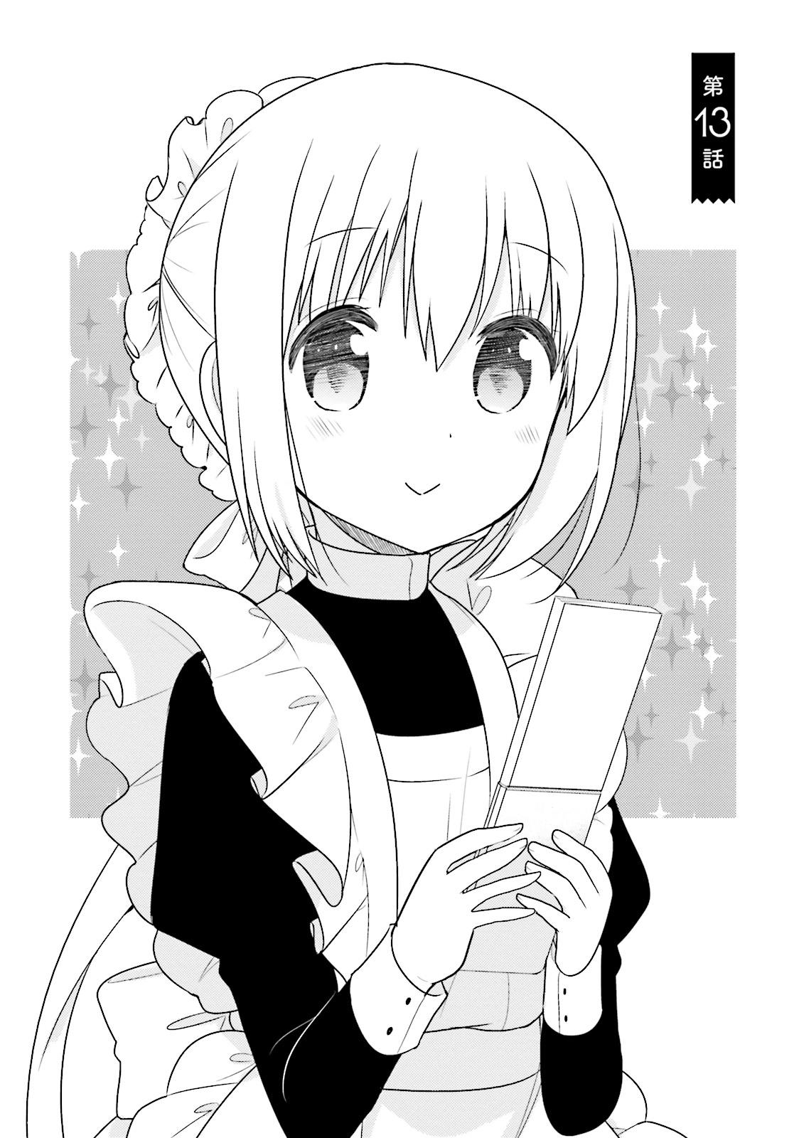 Manga Orenchi No Maid-San - Chapter 13 Page 1
