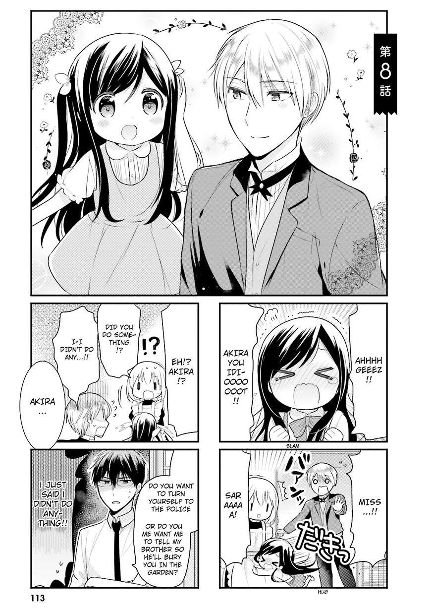 Manga Orenchi No Maid-San - Chapter 8 Page 1