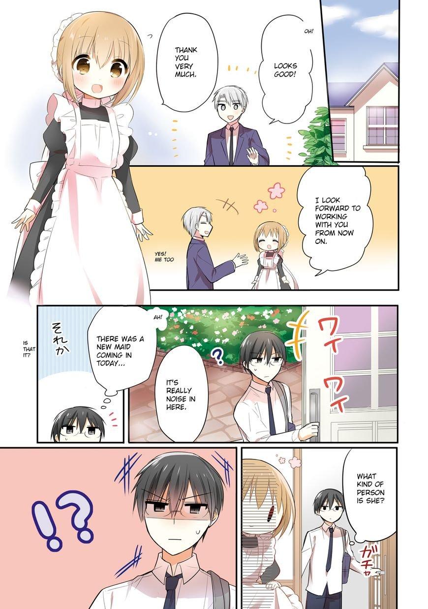 Manga Orenchi No Maid-San - Chapter 1 Page 1