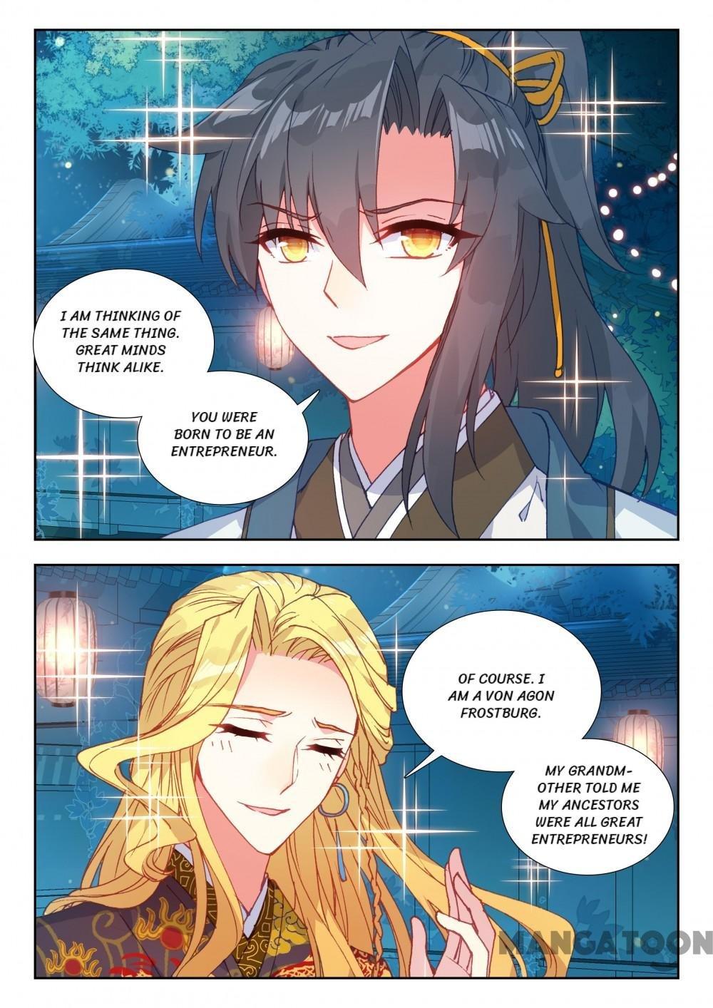 Manga Reincarnation Cycle - Chapter 107 Page 1