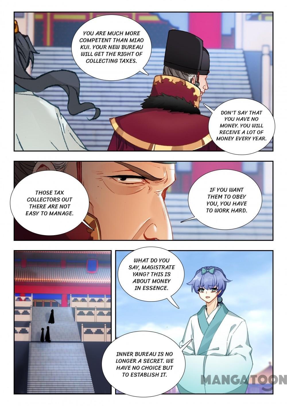 Manga Reincarnation Cycle - Chapter 105 Page 1