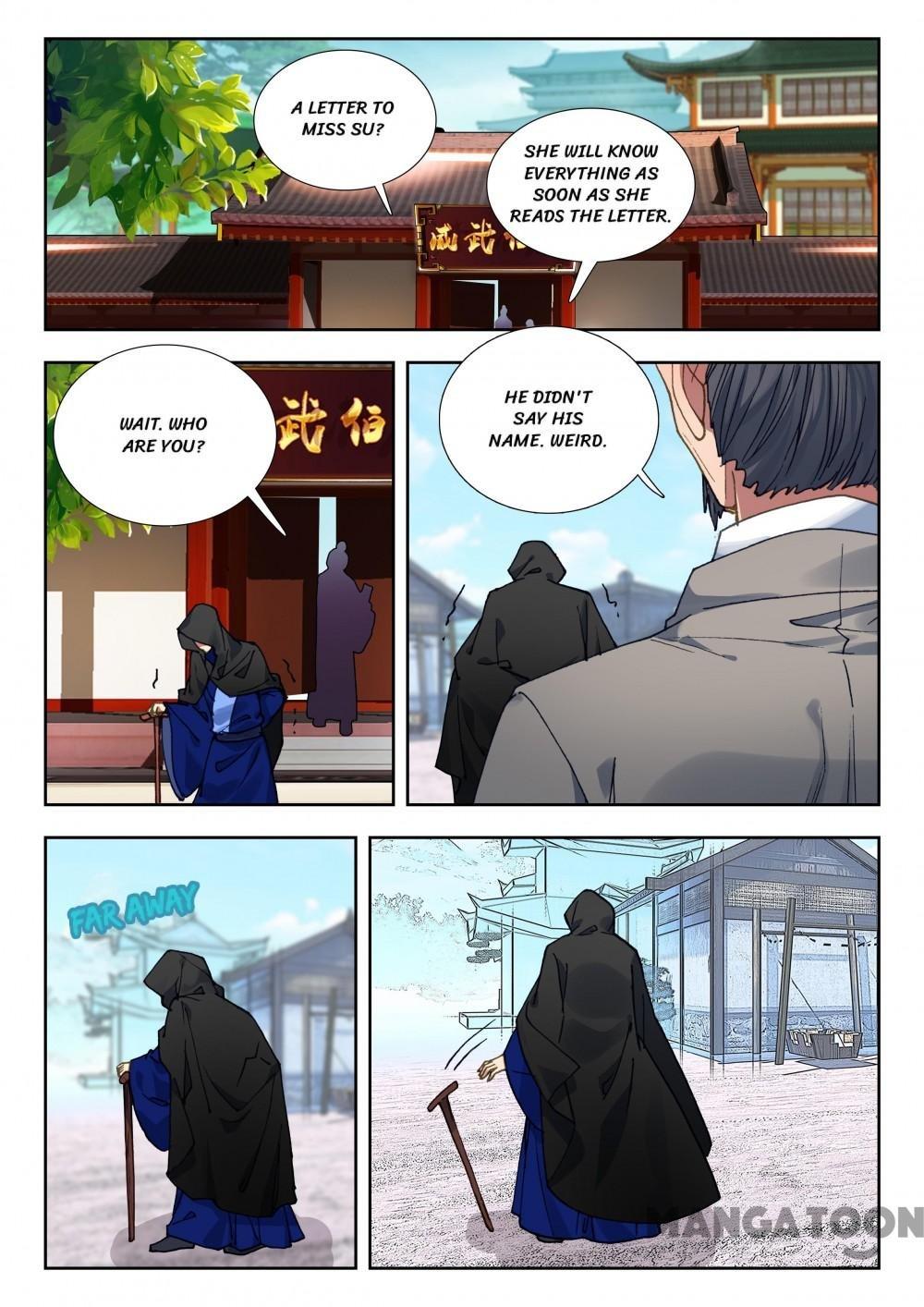 Manga Reincarnation Cycle - Chapter 100 Page 1