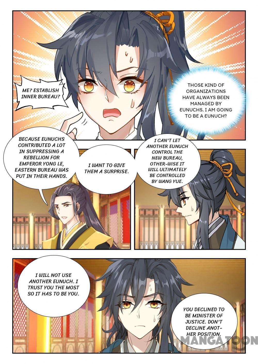 Manga Reincarnation Cycle - Chapter 98 Page 1