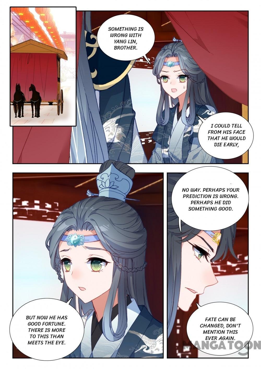 Manga Reincarnation Cycle - Chapter 95 Page 1