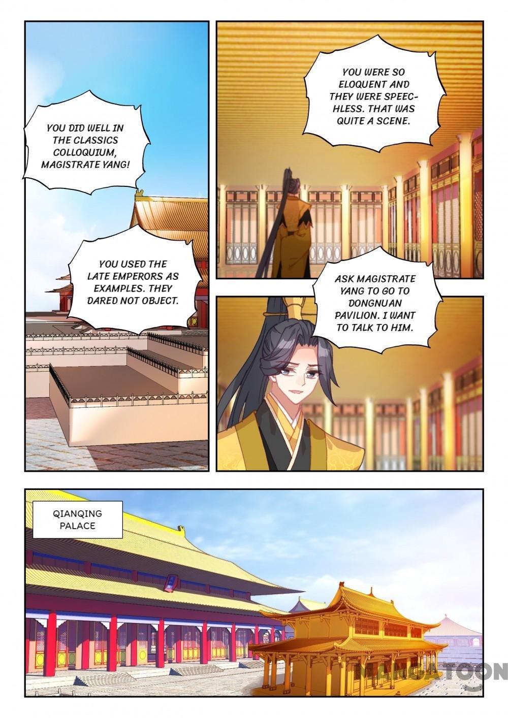Manga Reincarnation Cycle - Chapter 94 Page 1
