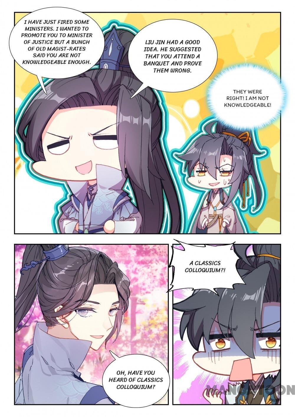 Manga Reincarnation Cycle - Chapter 93 Page 1