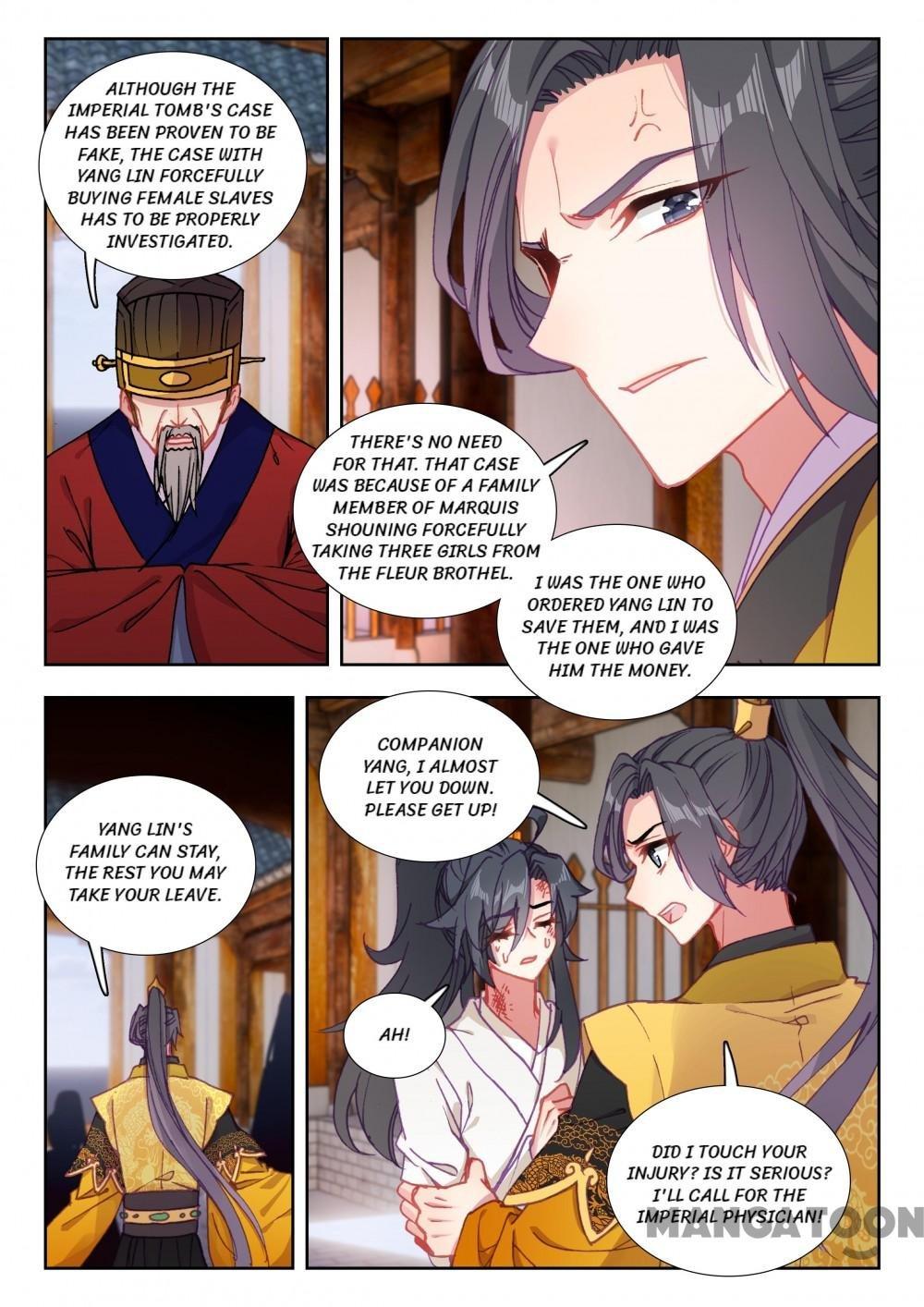 Manga Reincarnation Cycle - Chapter 91 Page 1