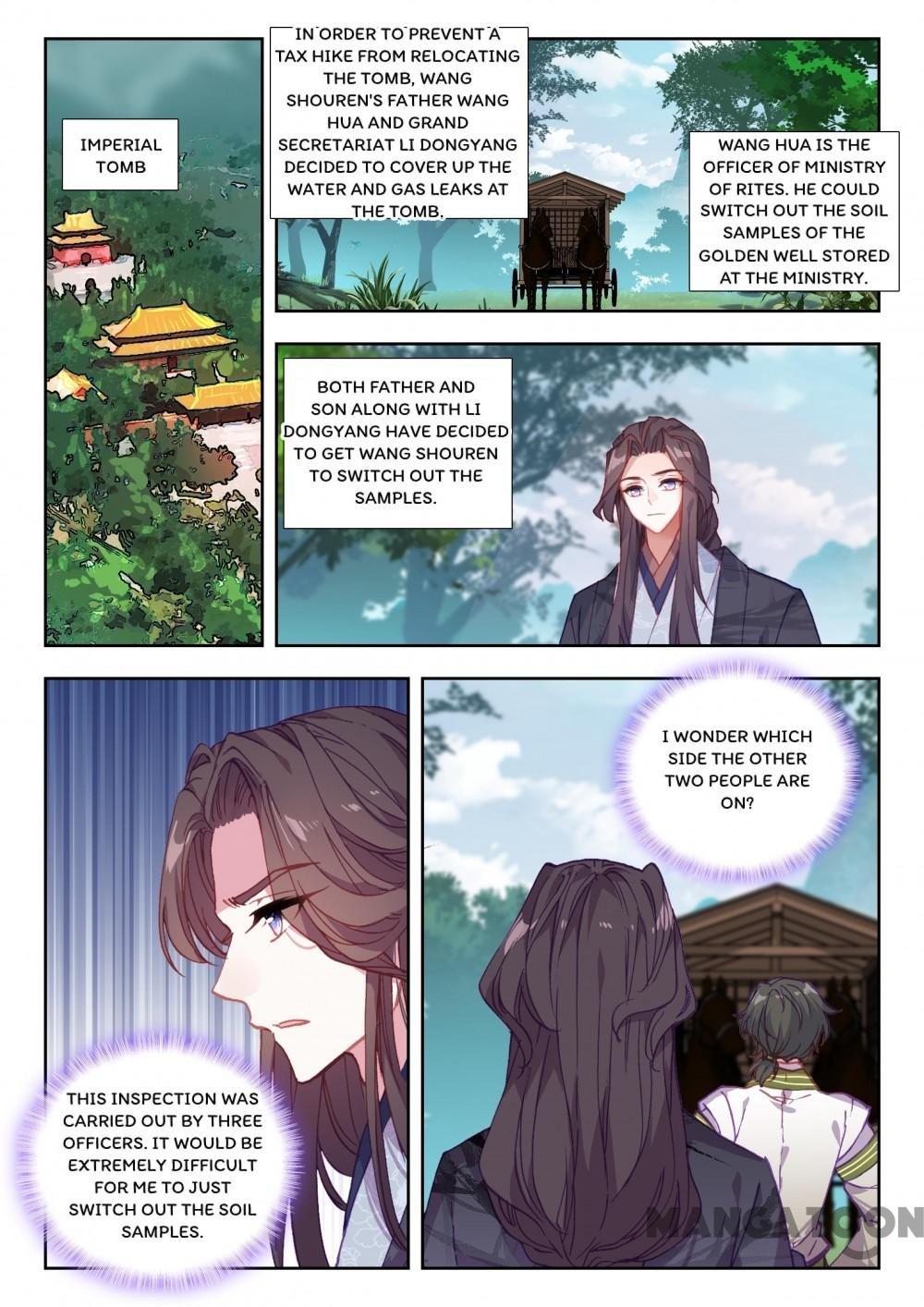 Manga Reincarnation Cycle - Chapter 88 Page 1