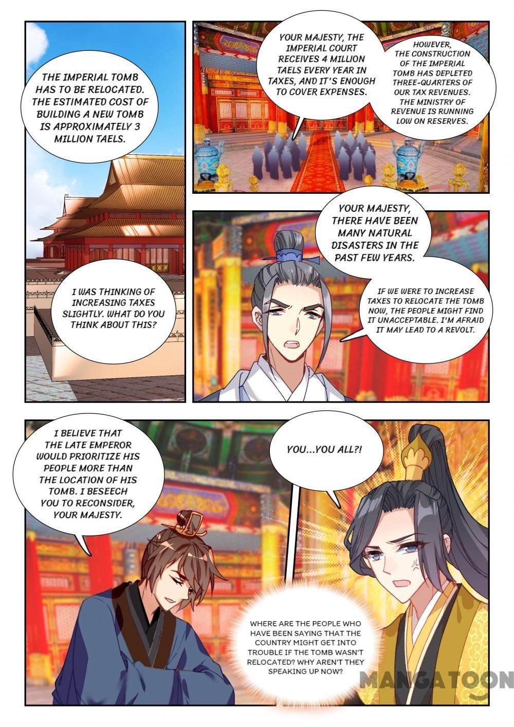 Manga Reincarnation Cycle - Chapter 86 Page 1