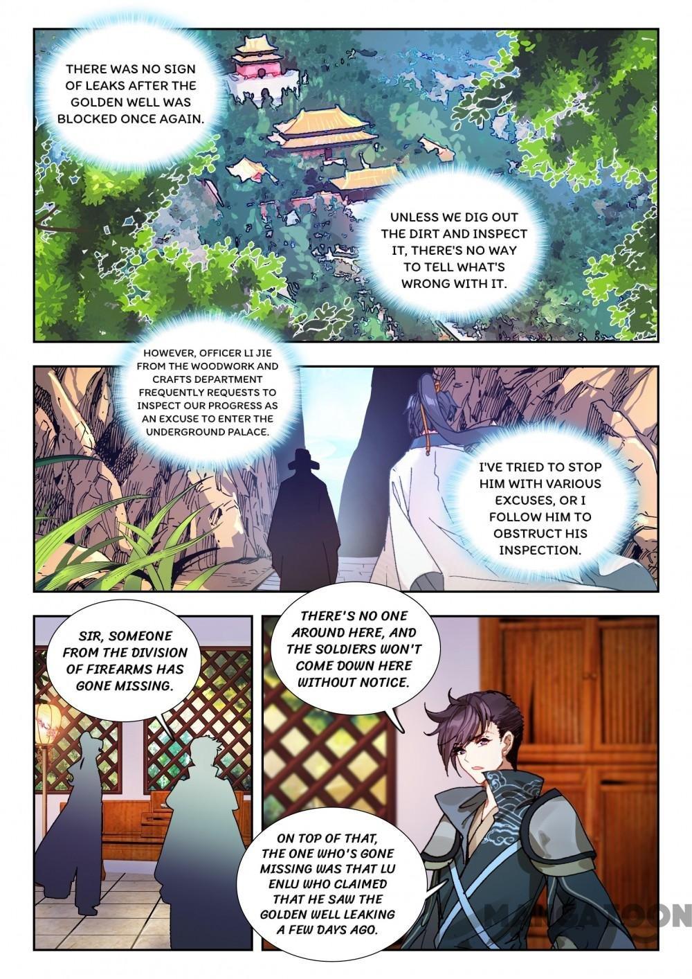 Manga Reincarnation Cycle - Chapter 82 Page 1