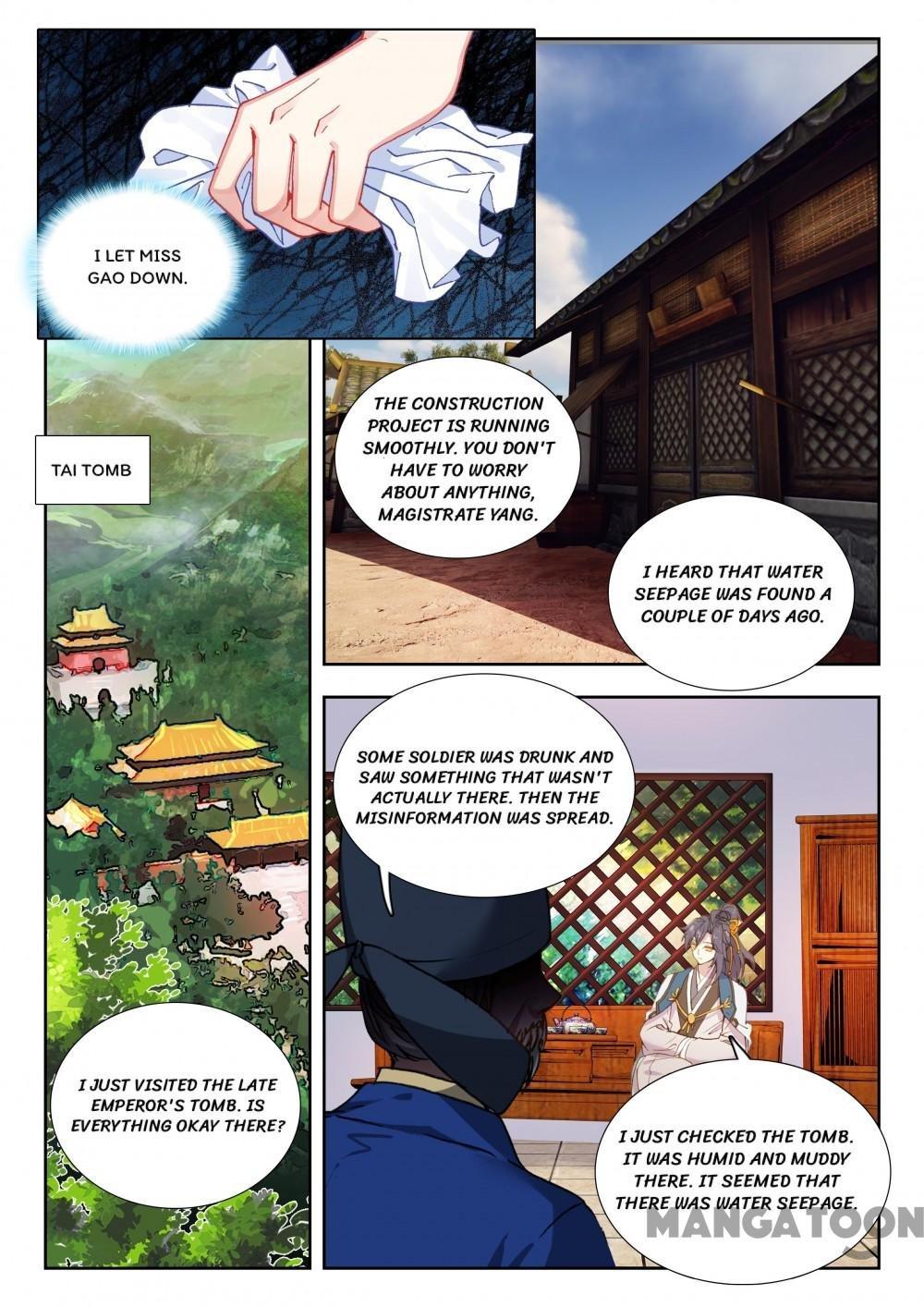 Manga Reincarnation Cycle - Chapter 81 Page 1