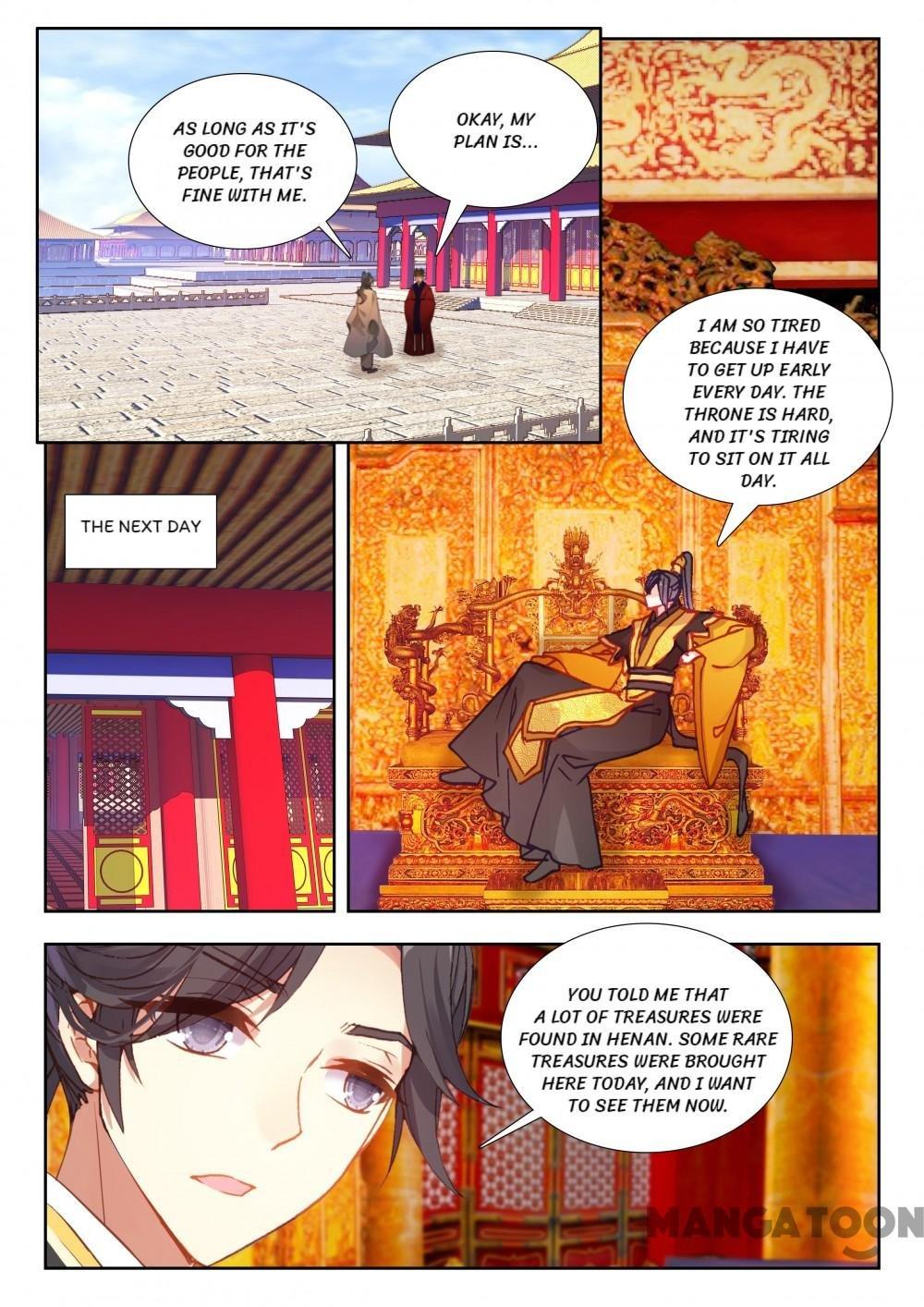 Manga Reincarnation Cycle - Chapter 75 Page 1