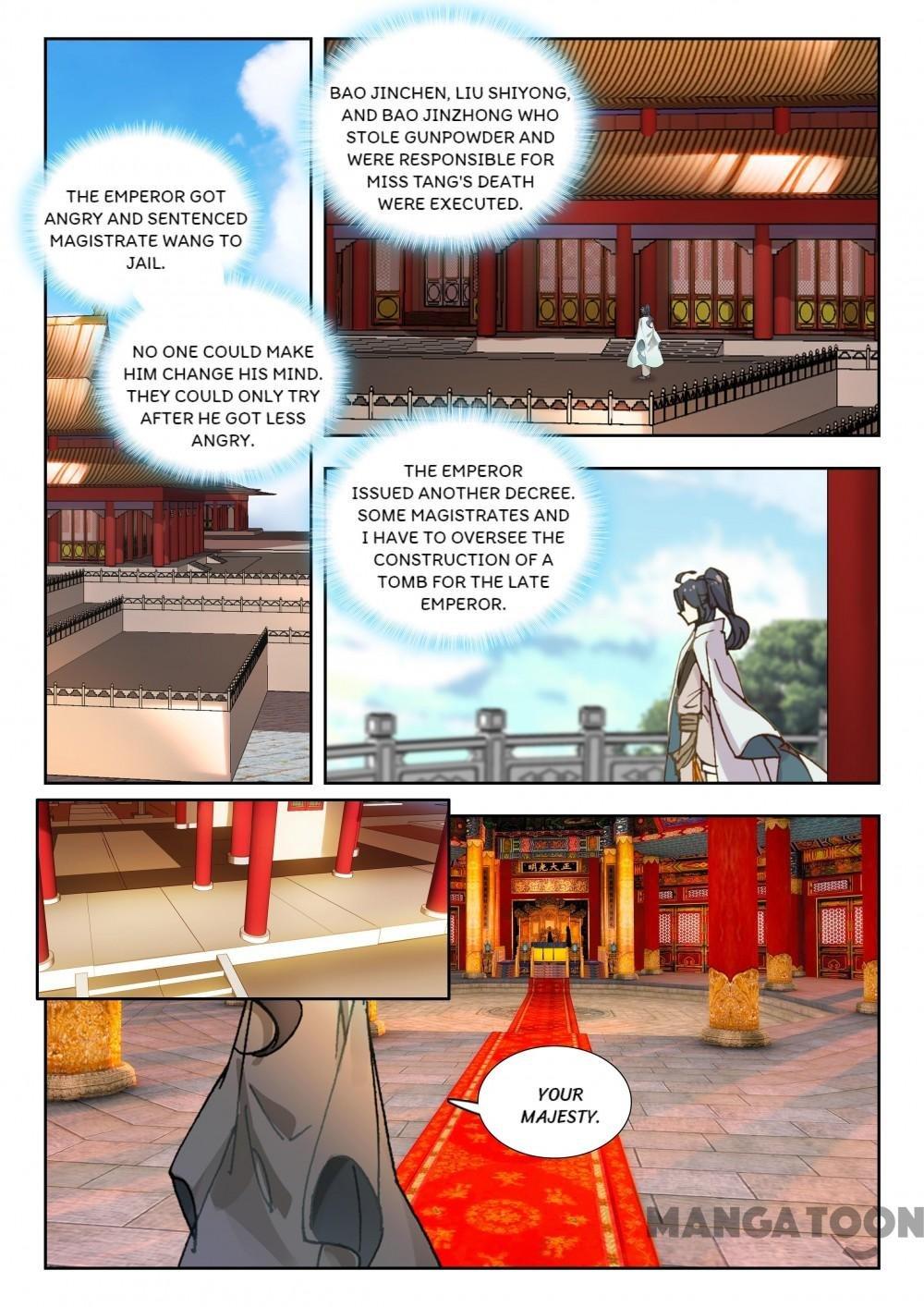 Manga Reincarnation Cycle - Chapter 74 Page 1