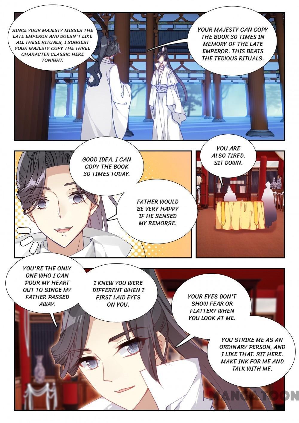 Manga Reincarnation Cycle - Chapter 73 Page 1