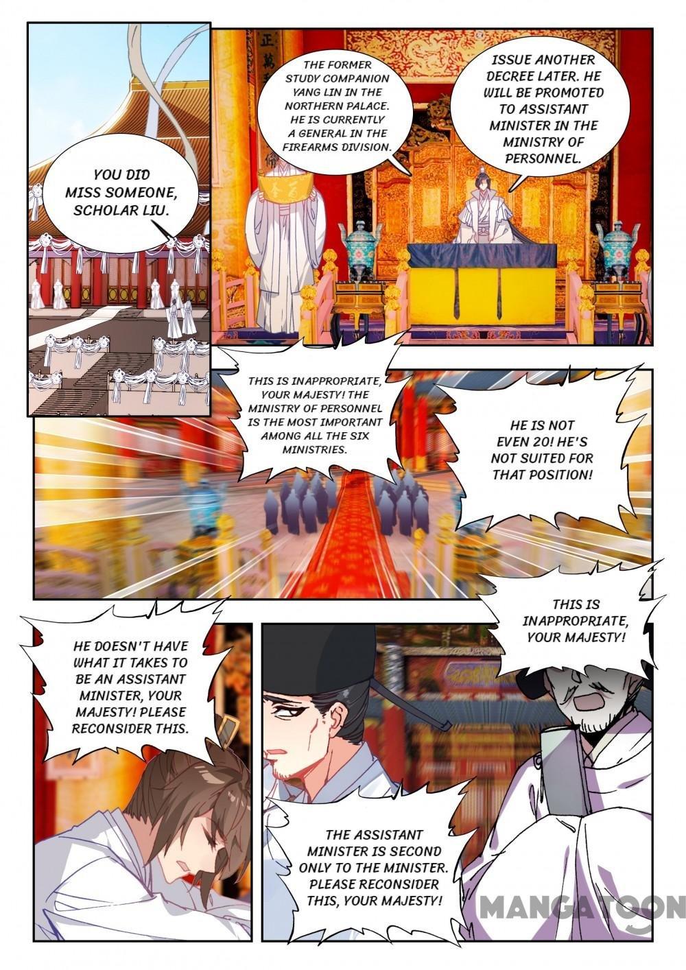 Manga Reincarnation Cycle - Chapter 72 Page 1
