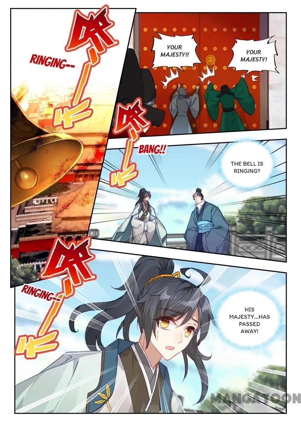 Manga Reincarnation Cycle - Chapter 70 Page 1