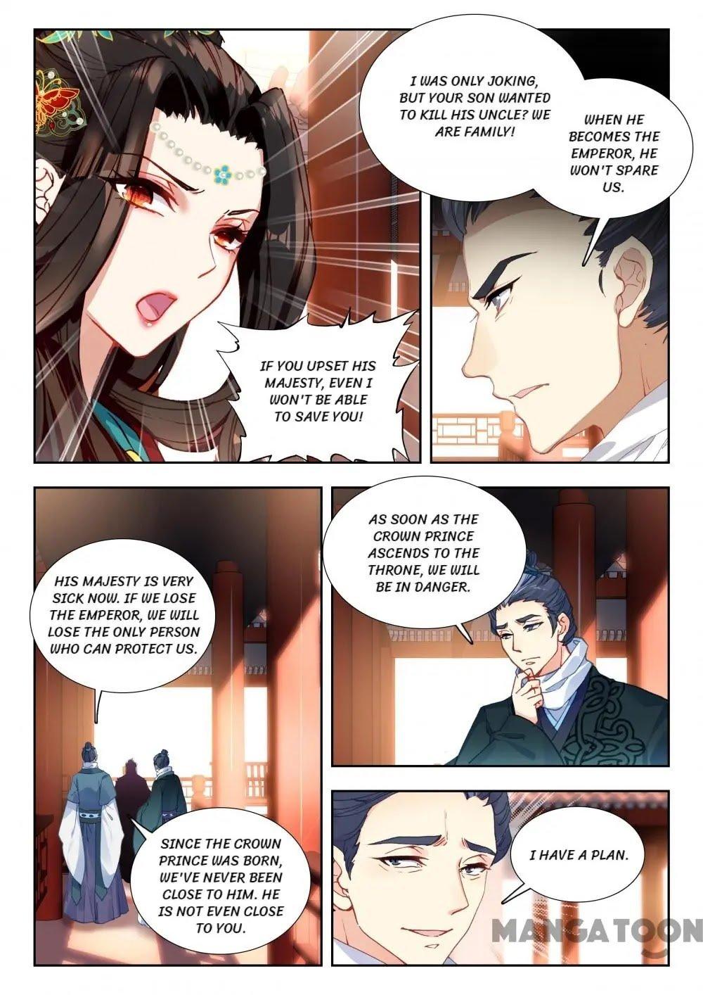 Manga Reincarnation Cycle - Chapter 69 Page 1