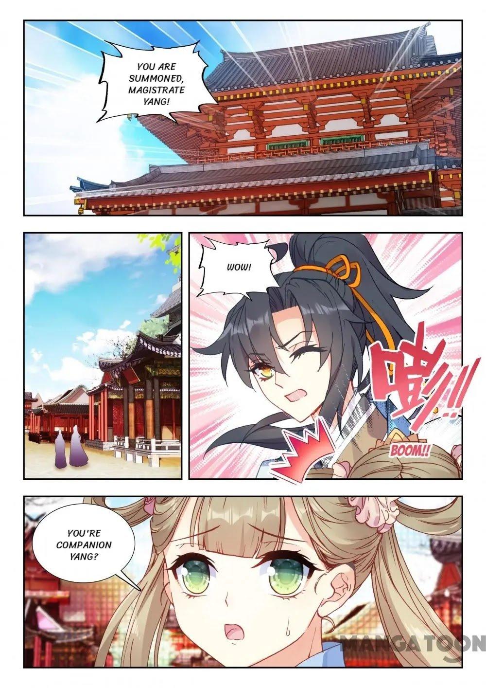 Manga Reincarnation Cycle - Chapter 68 Page 1