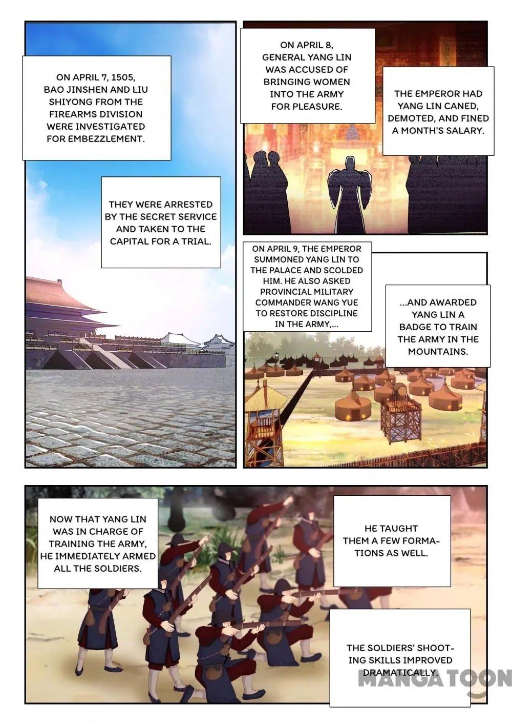 Manga Reincarnation Cycle - Chapter 66 Page 1