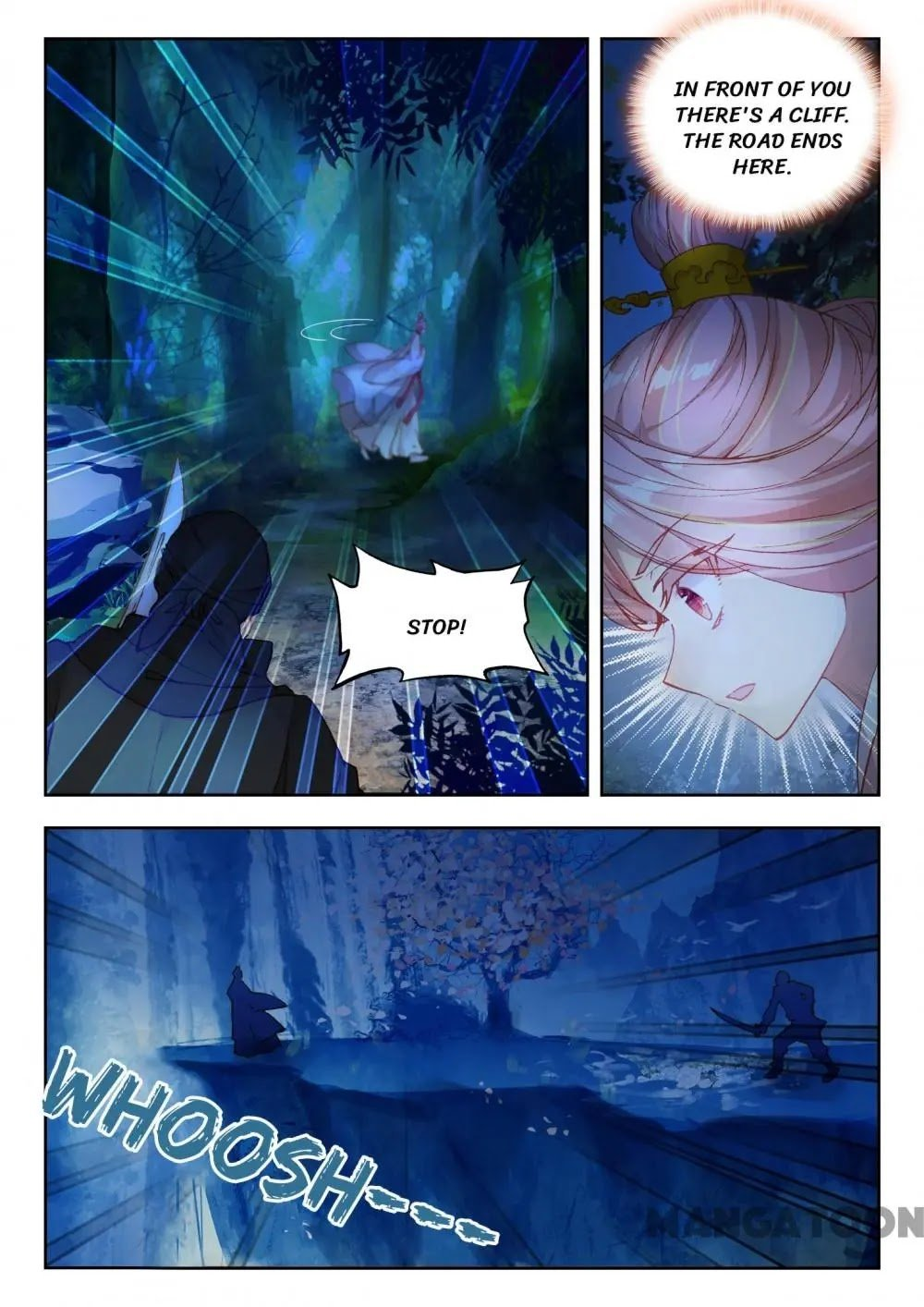 Manga Reincarnation Cycle - Chapter 65 Page 1