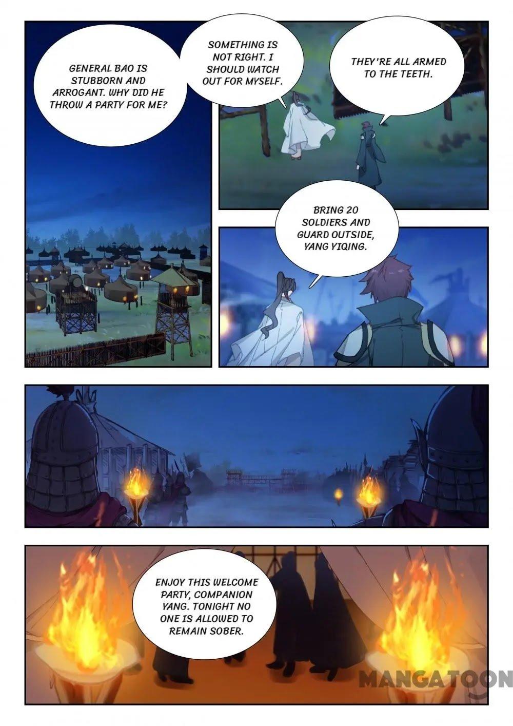 Manga Reincarnation Cycle - Chapter 63 Page 1