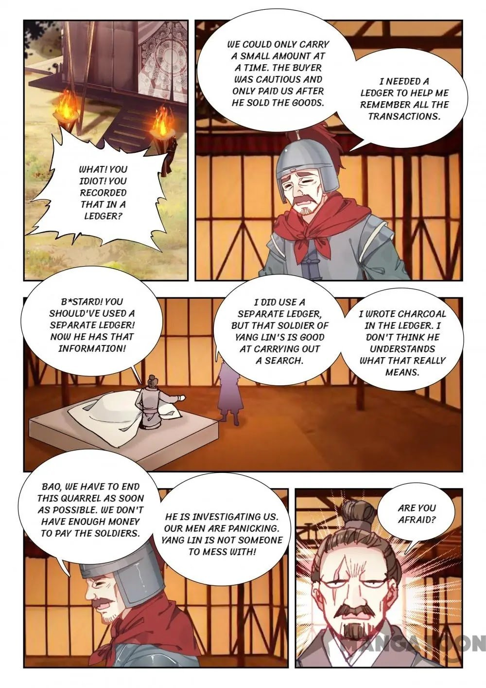 Manga Reincarnation Cycle - Chapter 62 Page 1