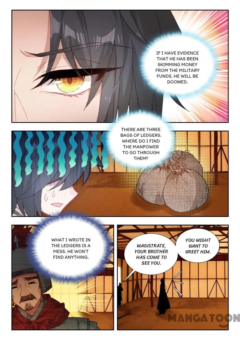 Manga Reincarnation Cycle - Chapter 61 Page 1