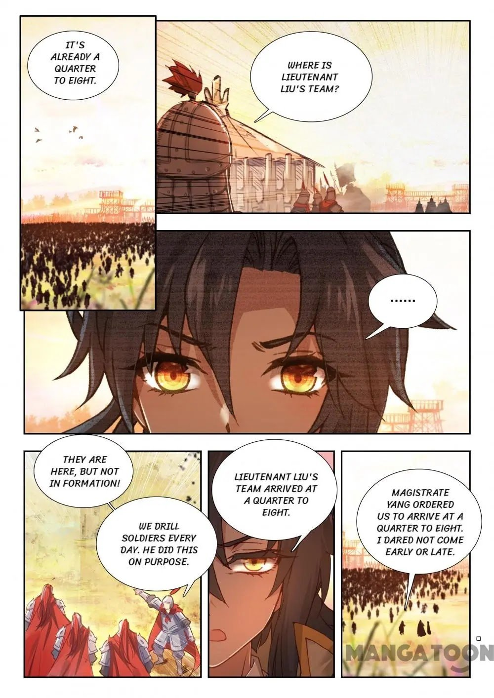 Manga Reincarnation Cycle - Chapter 60 Page 1