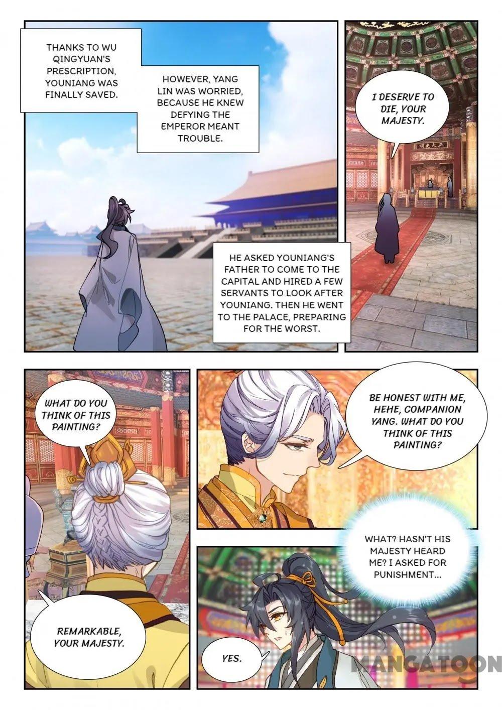 Manga Reincarnation Cycle - Chapter 56 Page 1