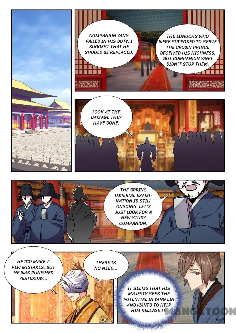 Manga Reincarnation Cycle - Chapter 54 Page 1