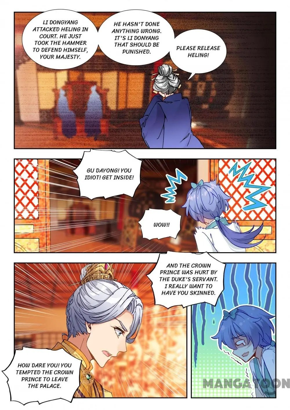 Manga Reincarnation Cycle - Chapter 52 Page 1